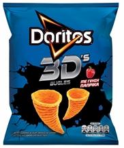 DORITOS 3D BUGLES 82g