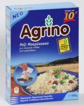 AGRINO ΡΥΖΙ 4x125g