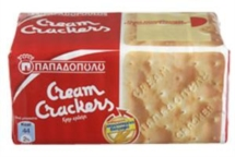 CREAM CRACKERS 140g