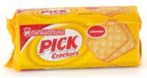 PICK CRACKERS 100g