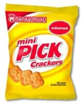 PICK MINI CRACKERS