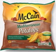 Mc CAIN MEDITERRANEAN