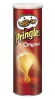 PRINGLES CHIPS 165g
