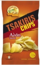 TSAKIRIS CHIPS 188g