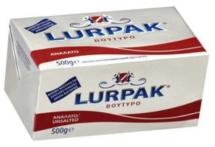 LURPAK ΒΟΥΤΥΡΟ 500g