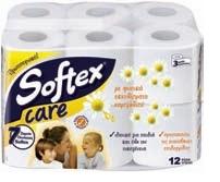 SOFTEX CARE 12 ΡΟΛΑ