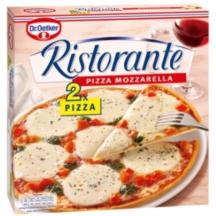 RISTORANTE PIZZA 2x335g