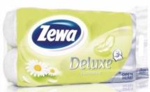 ZEWA DELUXE 8 ΡΟΛΑ 1.458 Kg