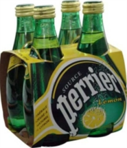PERRIER LEMON 4x330ml